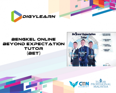 Bengkel Online Beyond Expectation Tutor (BET)