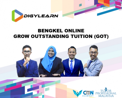 Bengkel Online Grow Outstanding Tuition