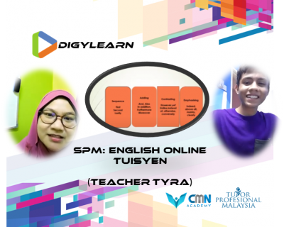SPM: English Online Tuition Mei 2020 by Teacher Tyra