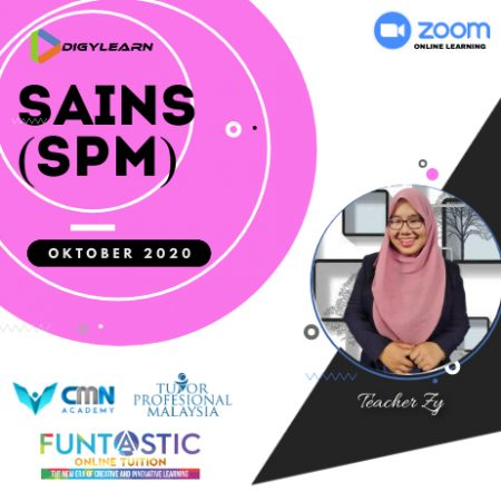 Funtastic Online Tuition Sains SPM Teacher Zy (Februari 2021)